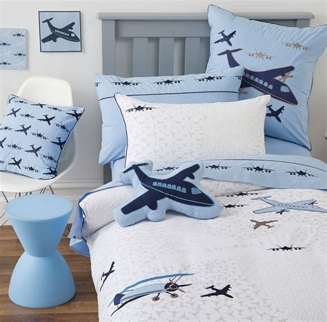 airplane bedding flying square cushion bedding boys airplane planes