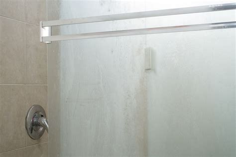 best cleaner for glass shower doors the best ways to clean glass shower doors