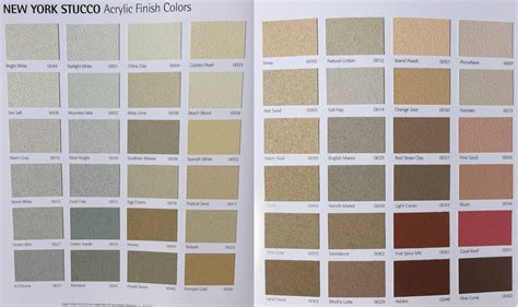 home depot stucco paint colors pin stucco color chart on
