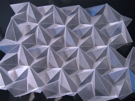 plastic origami origami from folded plastic papercrafty