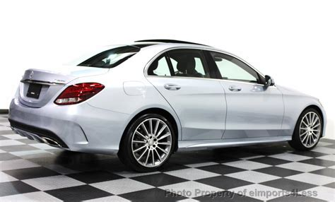 Mercedes 4matic C300 by 2016 Used Mercedes Certified C300 4matic Amg Sport