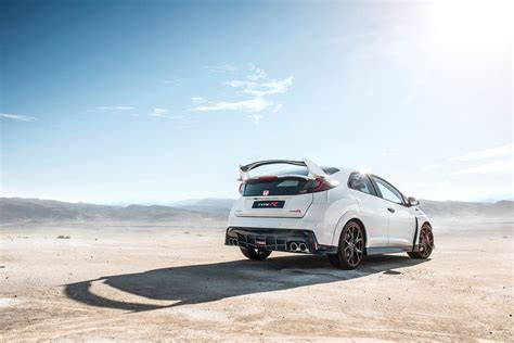 Honda Civic Type R Horsepower 2016 by 2016 Civic Type R In A Salt Lake Chionship White