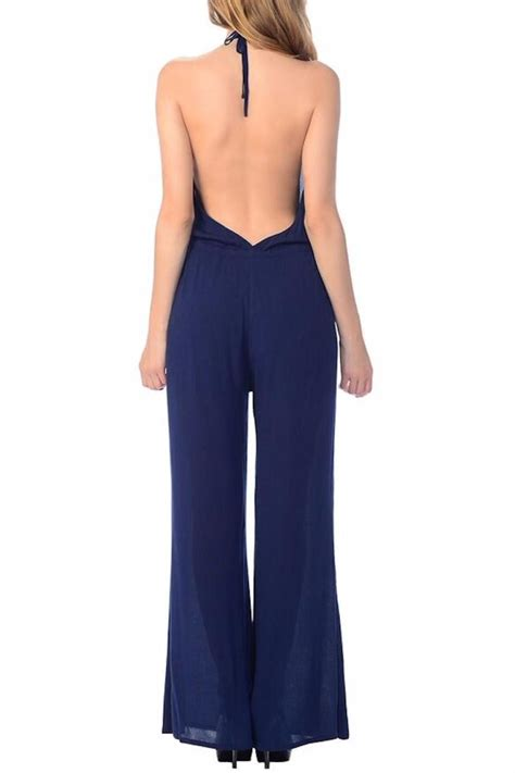 low back leshop low back jumpsuit from by high maintenance