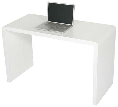 modern white desks modern matte white computer desk