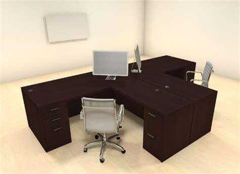 2 person office desk two person desk ikea home furniture design