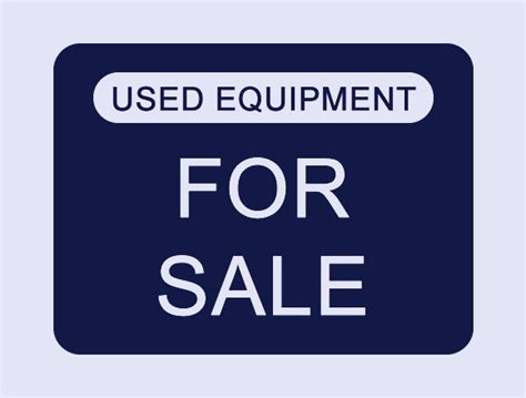 used for sale used equipment pacific integrated handling
