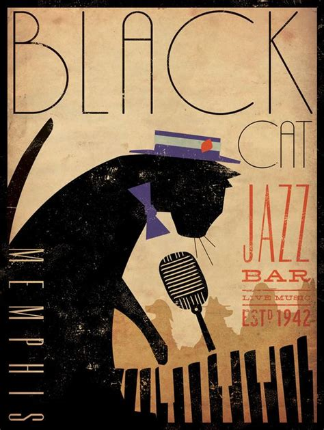 artworks jazz and jazz poster on