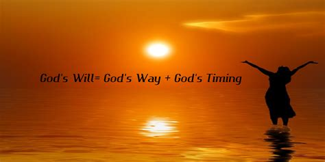 as the gods will god s will is on our way 2 heaven