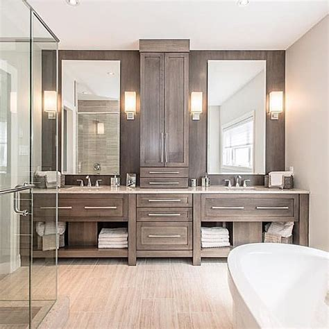 Best Bathroom Cabinets by 25 Best Ideas About Bathroom Vanities On