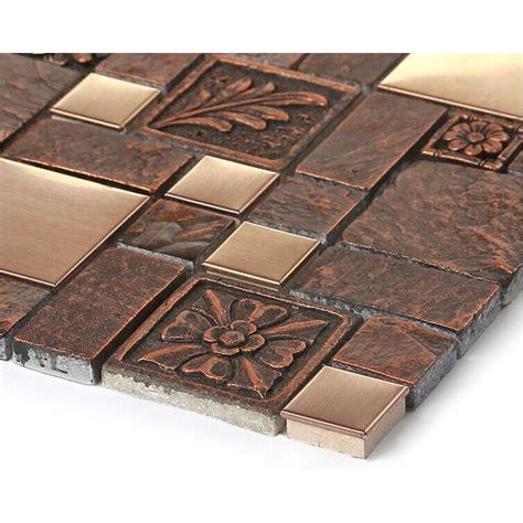 wholesale backsplash tile kitchen wholesale porcelain tiles square mosaic tile design metal