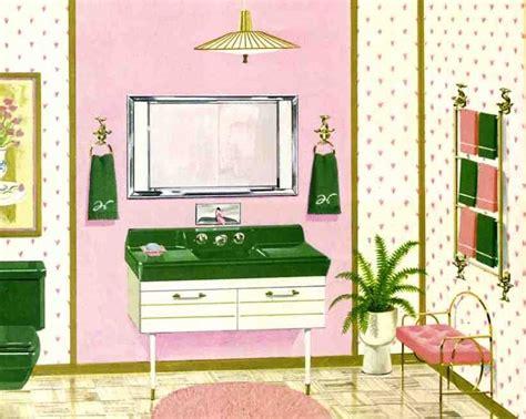 pink and green bathroom ideas six mid century bathrooms vintage 1962 retro renovation