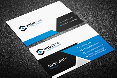 business card minimal business card archives graphic
