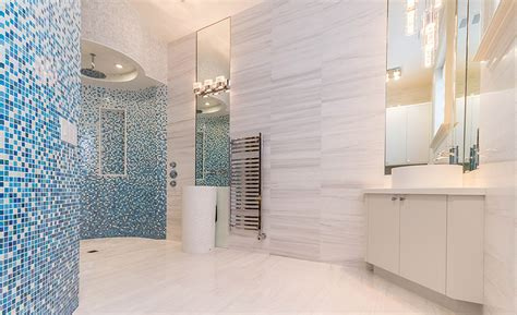 Tile For Backsplash Kitchen a downtown toronto high end residence uses a wide range of