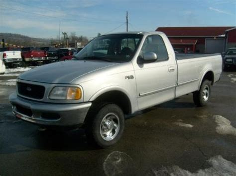 1997 Ford F150 Specs by 1997 Ford F150 Xlt Regular Cab Data Info And Specs