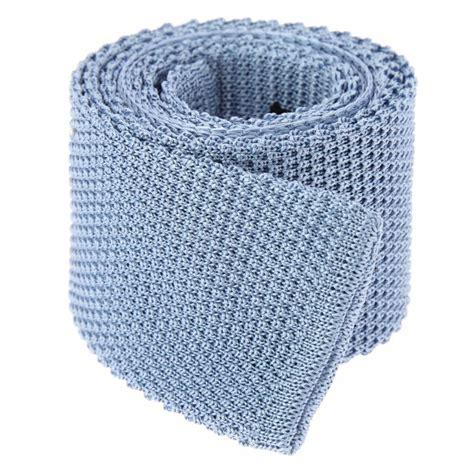 blue knit tie sky blue knit tie blue tie knitted tie the house of ties