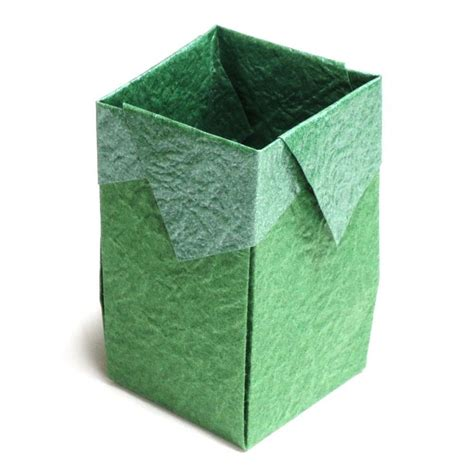 how to make a big origami box 17 best images about origami box on