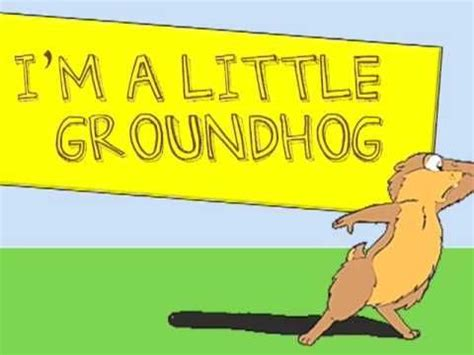 groundhog day song the world s catalog of ideas