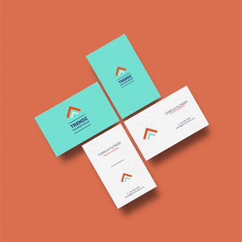 how to make business cards free business cards mockup free template