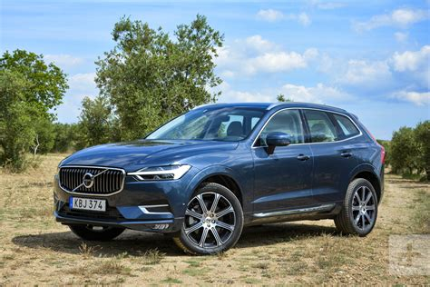 Volvo Xc 60 by 2018 Volvo Xc60 Review A Handsome Tech Friendly Suv