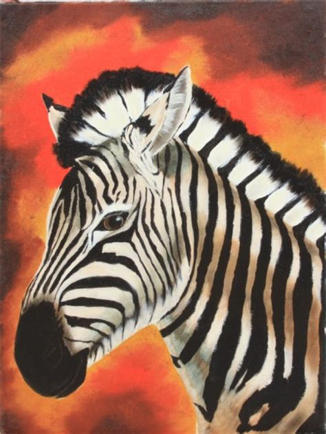 acrylic painting zebra wildlife paintings wildlife painting classes