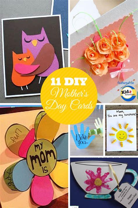 preschoolers can make diy s day cards featured on kidz activities