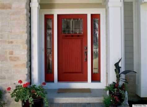 front door colors for beige house what your front door color has to say about your