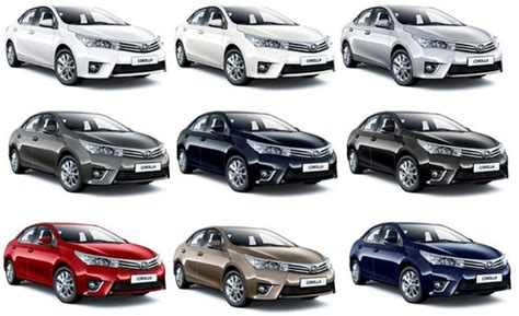 Car Wallpaper 2017 Codes For Club by 2017 Toyota Corolla Colors