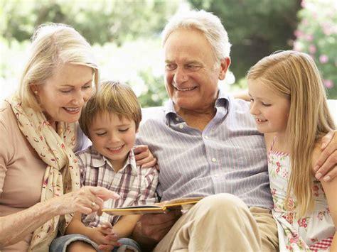 for grandparents when grandchildren are in care saga