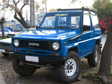 Rocky Daihatsu by Daihatsu Rocky Wikip 233 Dia A Enciclop 233 Dia Livre