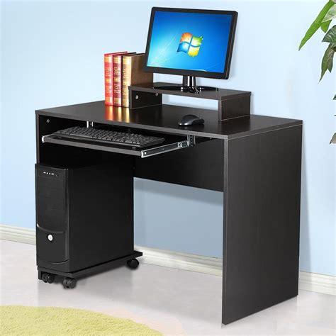 home computer desks uk modern computer pc home furniture office study workstation