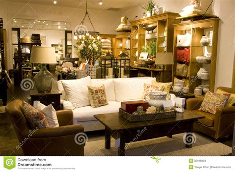 decor store furniture and home decor store stock image image 30918393