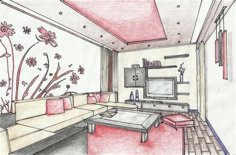 inspirational rooms interior design interior design bedroom sketches inspiration decorating