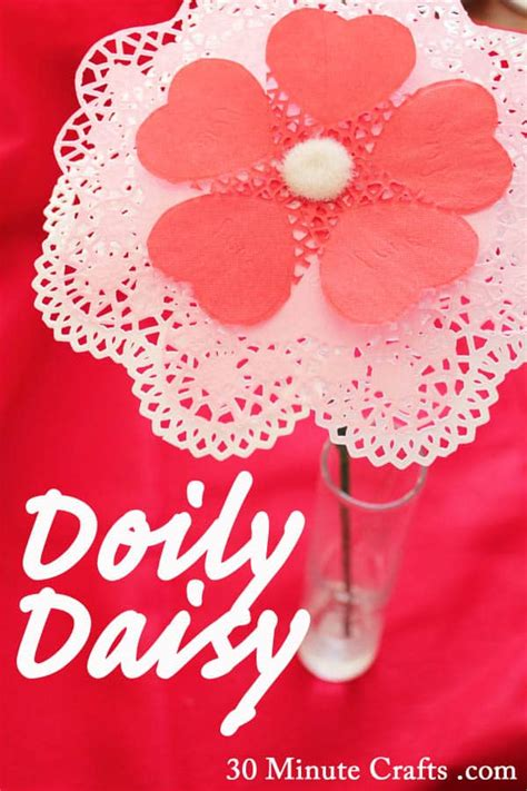 30 minute craft projects easy s day crafts and diy ideas
