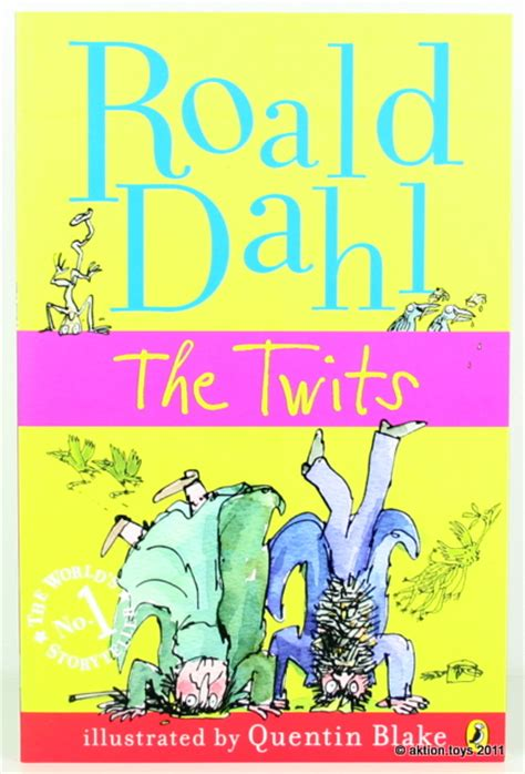 roald dahl book pictures roald dahl the twits quentin illustrated