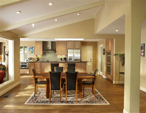 open floor plan home plans creating an open floor plan dallas servant remodeling