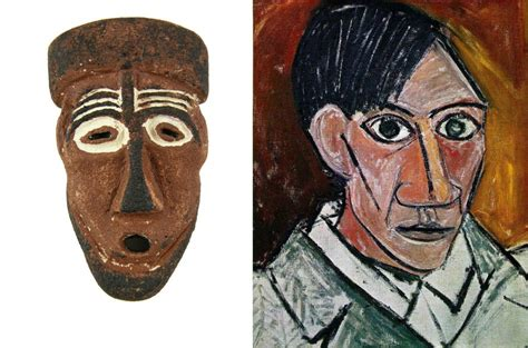 picasso paintings mask appropriation penner howell