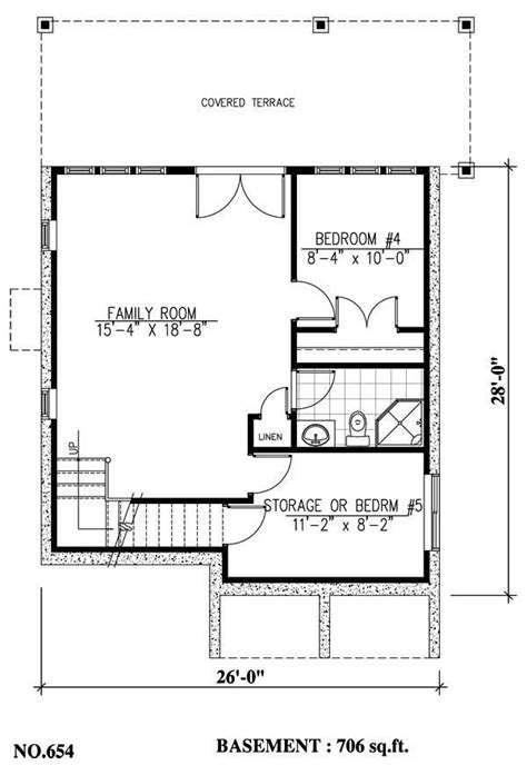 basement in suite floor plans attractive design ideas basement in suite floor plans