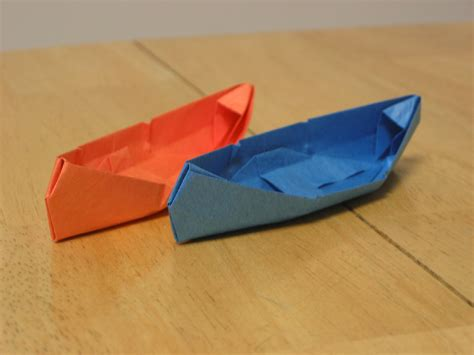 origami kayak paper origami kayak comot