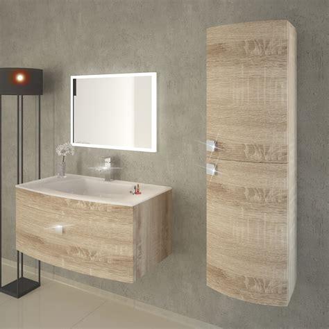 curved bathroom furniture shades curved front bathroom storage unit snoma oak