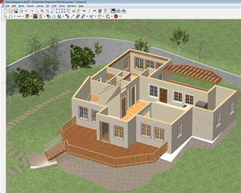 how to make a house floor plan home designer suite helps you make house plans but you ll