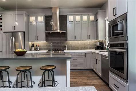 white kitchen cabinets gray granite countertops grey and white kitchen cabinets with granite countertops