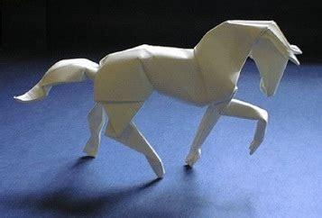 david brill origami more origami horses equine ink