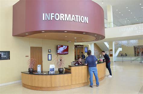 student center information desk msc information desk