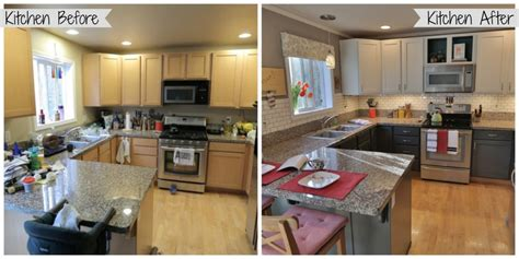 before and after kitchen cabinets kitchen cabinets before and after before after my