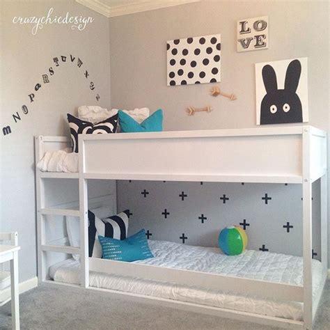 ikea bunk bed ideas 35 cool ikea kura beds ideas for your kids rooms digsdigs