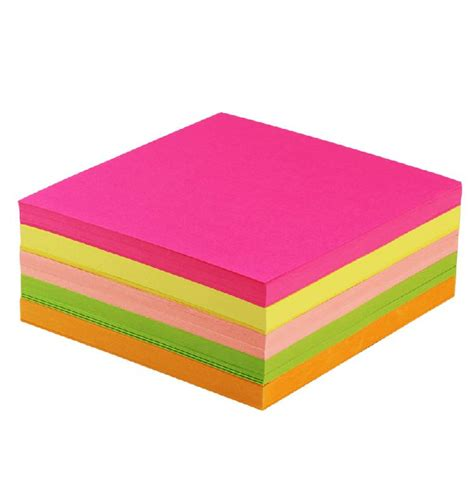 colored craft paper 13 x 13 cm neon colored diy craft paper folding paper