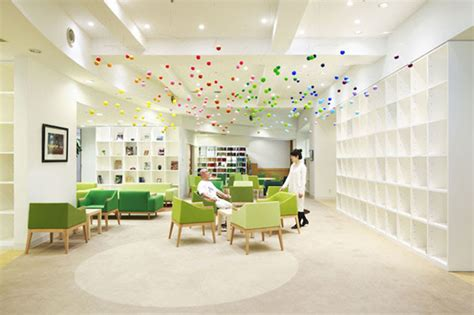 nursing home interior design shinjuen nursing home by emmanuelle moureaux architecture