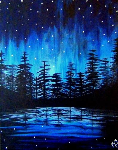 paint nite vaudreuil reflections event details post ale house 1 n