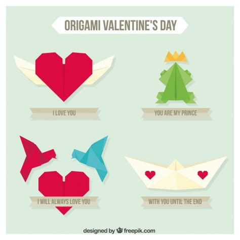 day origami origami day pack vector free