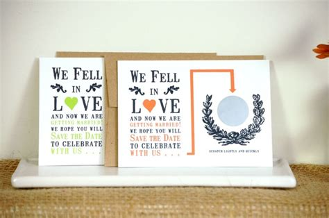 how to make a save the date card how to make scratch save the date cards for your wedding